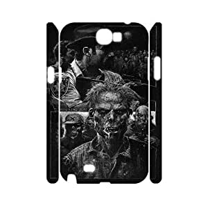 C-EUR The Walking Dead Customized Hard 3D Case For Samsung Galaxy Note 2 N7100