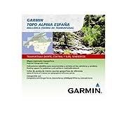Garmin Freizeit Und Wanderkarte Alpina Espana Mallorca, microsd/sd, 010-11658-00