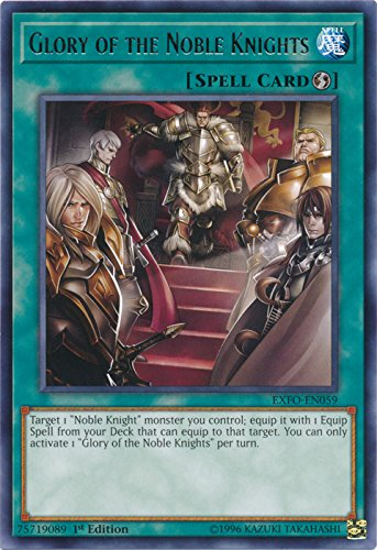 Glory of the Noble Knights - EXFO-EN059 - Rare - 1st Edition - Extreme Force (1st Edition)