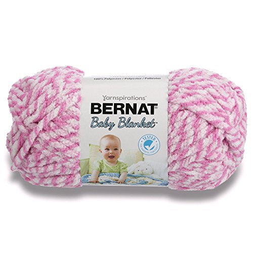 Which is the best bernat blanket yarn pink twist?
