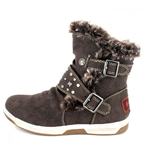 BM Footwear Stiefel, Farbe: Braun