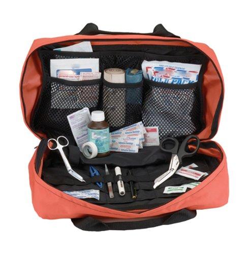 Rothco EMS Trauma Bag, Orange