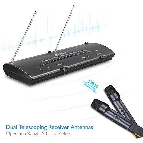 how to connect wireless microphone receiver to laptop