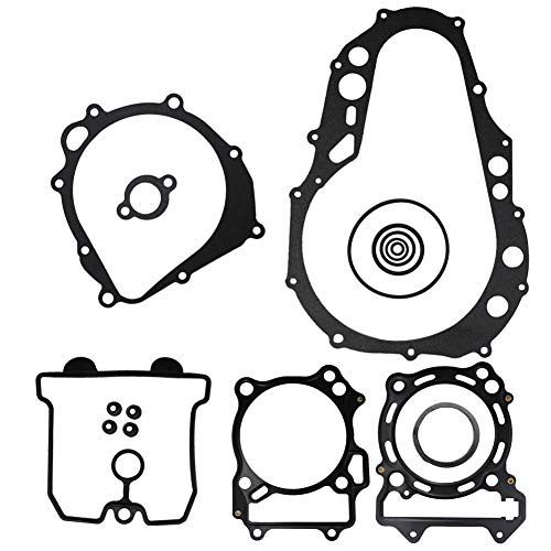 Karbay Complete Engine Gaskets Kit For Arctic Cat DVX400 Kawasaki KFX400 Suzuki LTZ400 ()
