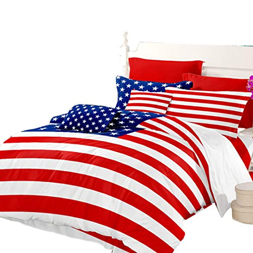 American Flag Bedding Sets