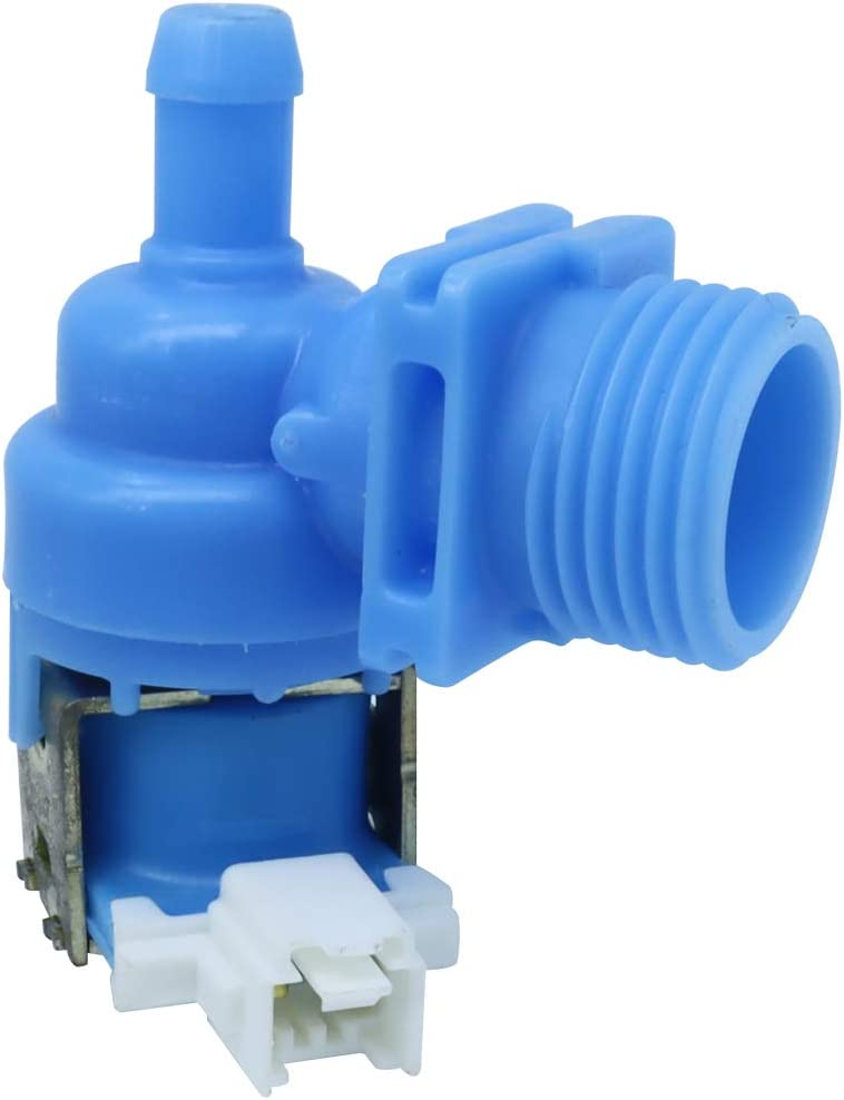 New Version W10327250 Dishwasher Water Inlet Valve for Whirlpool replaces W10195047 W10648041 W10872255 AP6024301 PS8768567 by Robertshaw