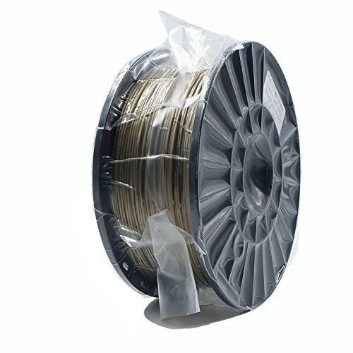 Bronze Hackka 1.75mm 1KG PLA 3D Printing Filament