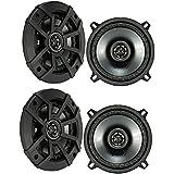 (2) KICKER 43CSC54 5.25 450 Watt Car Audio Coaxial Speakers CSC54+Speaker