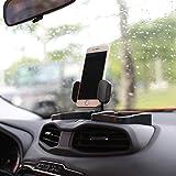 16Pcs/set Car Non-slip Interior Door Gate Slot Mats Water Cup Holder Pads( for Jeep Renegade 2015-2016) (Cellphone Holder kit)