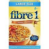 Fiber 1 Honey Cluster Cereal, 700 Gram