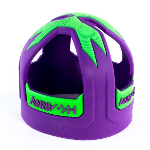 HK Army Vice Tank Grip - Purple / Neon - 45-77ci by HK Army