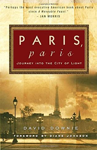 book cover of Paris, Paris