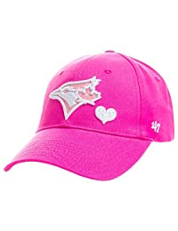 Toronto Blue Jays Youth Sugar Sweet Cap (Pink) - Size One-Size