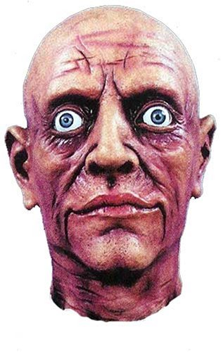 Realistic Lifesize Severed Cut Off Head Halloween Prop