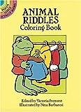 Animal Riddles Coloring Book, Victoria Fremont and Nina Barbaresi, 0486266400