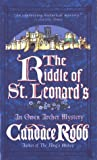 The Riddle of St. Leonardo's, Candace Robb and Candace M. Robb, 0312966512