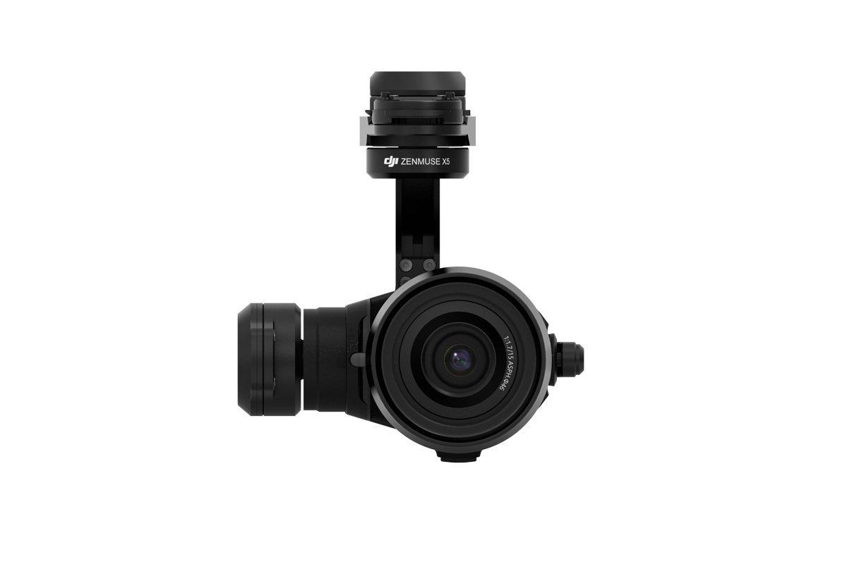 DJI ドローン用アクセサリ Zenmuse X5 Part1 ジンバル+カメラ カメラ本体のみ ZX5GCJP B015EOBHNU