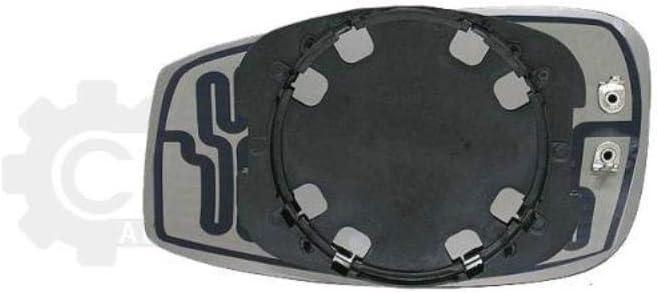 Au/ßenspiegelglas Set f/ür Stilo 10.01 konvex Spiegelglas