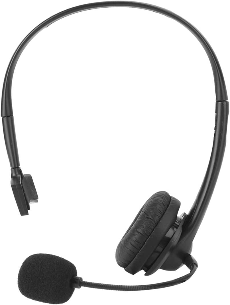 FAMKIT - Auriculares USB de una sola cara con micrófono con ...
