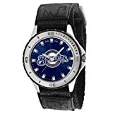 "Game Time Men's MLB-VET-MIL ""Veteran"" Watch - Milwaukee Brewers"