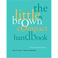 The Little, Brown Compact Handbook, Third Canadian Edition (3rd Edition)