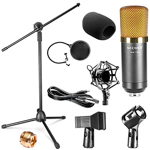Neewer Professional Studio Broadcasting Recording Nw 700