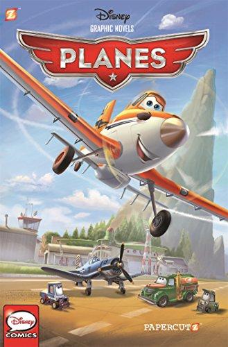 (Disney Graphic Novels #1: Planes)