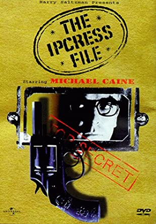 Ipcress File [Reino Unido] [DVD]: Amazon.es: Cine y Series TV