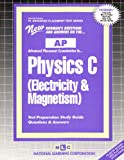 Physics C (Electricity and Magnetism), Rudman, Jack, 0837362180
