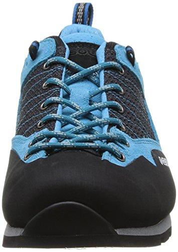 Da a384 Escursionismo Blue Donna Asolo Blu Magix bleu Scarpe Black Ml atoll Zw8HRtq1