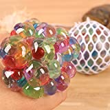 Tracfy Colorful Grape Balls Mesh Squishy Stress Relief...