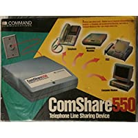 ComShare 550 Telephone Line Sharing Device