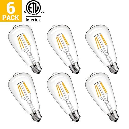 Best 60 Watt Led Light Bulbs in US - 9
