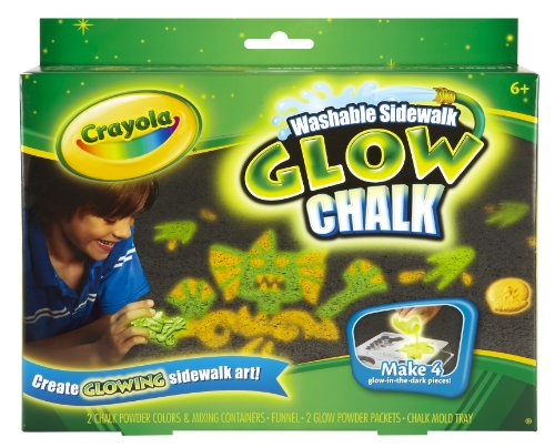 Glow In The Dark Chalk - 7