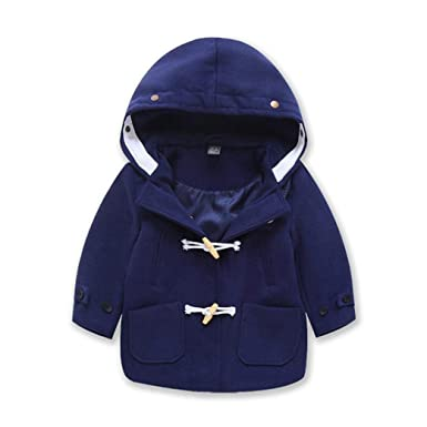 e480cfd20 Amazon.com: Moonker Baby Coat 2-6 Years Old, Toddler Boys Girls ...