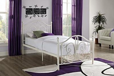DHP Bombay Metal Bed Frame