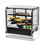 Vollrath 40866 48'' Countertop Heated Hot Food Display Case