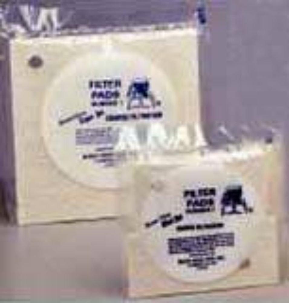 White Super-Jet HOZQ8-438 BUON Vino Filter Pads-No.2