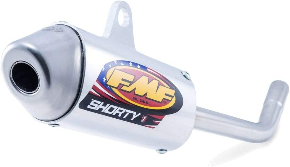 FMF Powercore 2 Shorty Silencer 2-Stroke for 02-19 Suzuki RM85
