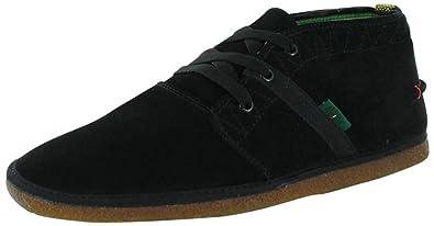 Amazon.com   Bob Marley Pipeline Mens Leather Desert Chukka Boots ...