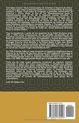 De la colonización DE AMÉRICA al reparto DE ÁFRICA: Amazon ...