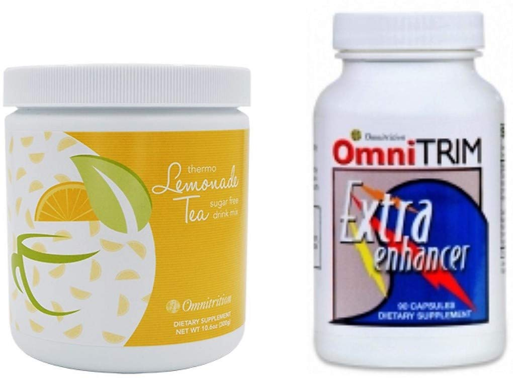 Omnitrition Weight Management Thermo Bundle (SF Thermo Lemonade Tea + OmniTRIM Extra Enhancer) by Generic