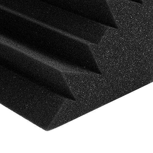 USLovee3000 Clearance Acoustic Foam Panel Sound Stop Absorption Sponge Studio KTV ()