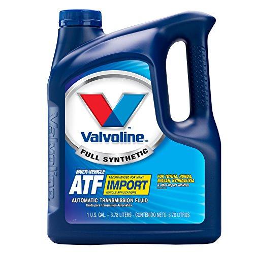 Valvoline Import Multi-Vehicle Automatic Transmission Fluid - 1gal (Case of 3) (820681-3PK)