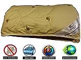 100% Organic Camel & Lamb Wool Comforter/Duvet Insert. Queen, 84?x88?