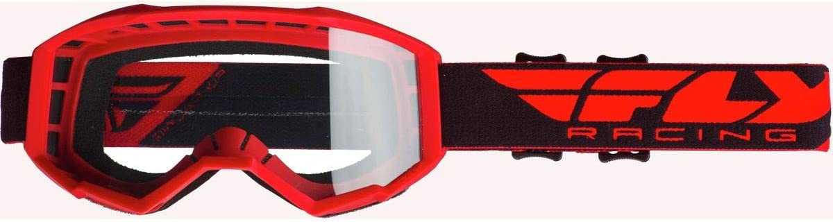 Fly Racing 2020 Focus Goggles RED