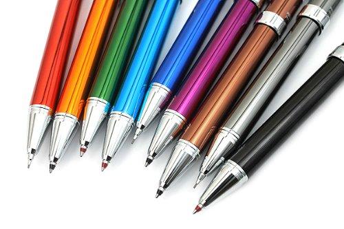 Pilot 2 +1 EVOLT 2 Color 0.7 mm Ballpoint Multi Pen 0.5 mm Mechanical Pencil, Green Body Photo #7