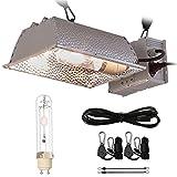 Grow Solution 315W CMH CDM Ceramic Metal Halide Grow Light Kit w/3100K Bulb 120/240V Replace LED Grow Light for Indoor Plant Growing (CMH 315W(Enclosed))