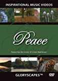 img - for Peace - GloryScapes DVD (Glory Scapes) Inspirational Music Video (instrumental) - Christian Hymns Music & Nature Video Scenes book / textbook / text book