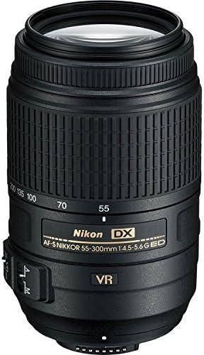 Nikon Af S Dx Nikkor 18 55 Mm 300 Mm F Camera Photo